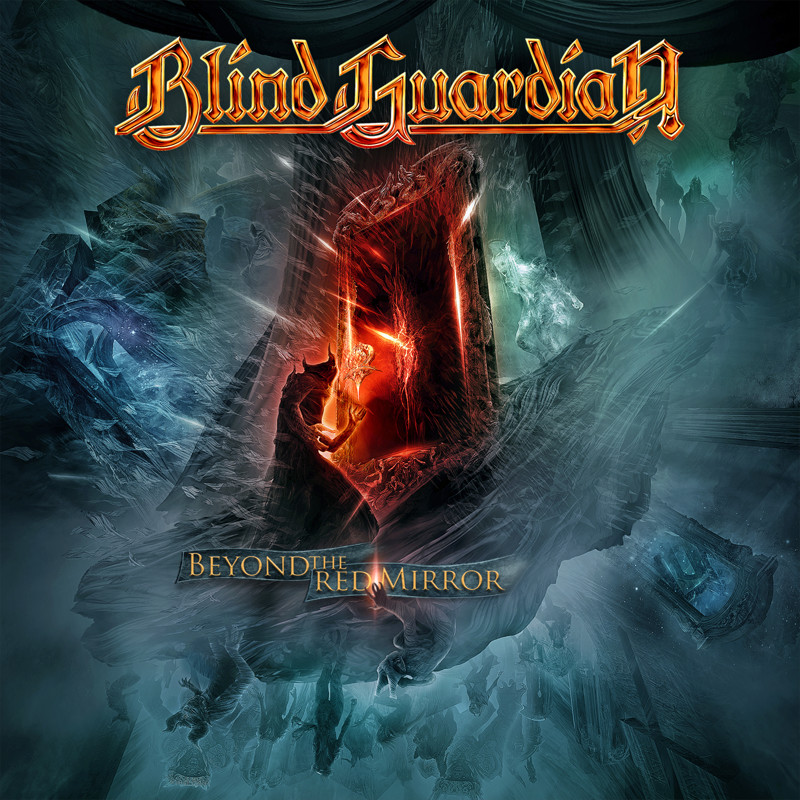 Blind Guardian - Beyond the Red Mirror - 2015  Итоги года, метал, слушать