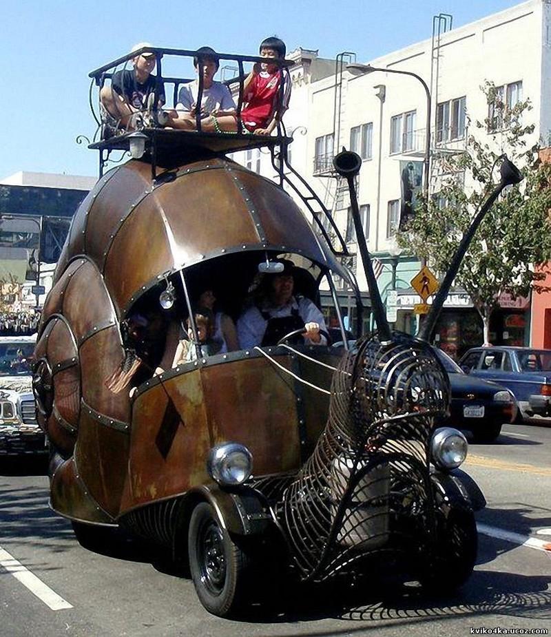 частности гулящих самые нелепые автомобили фото для
