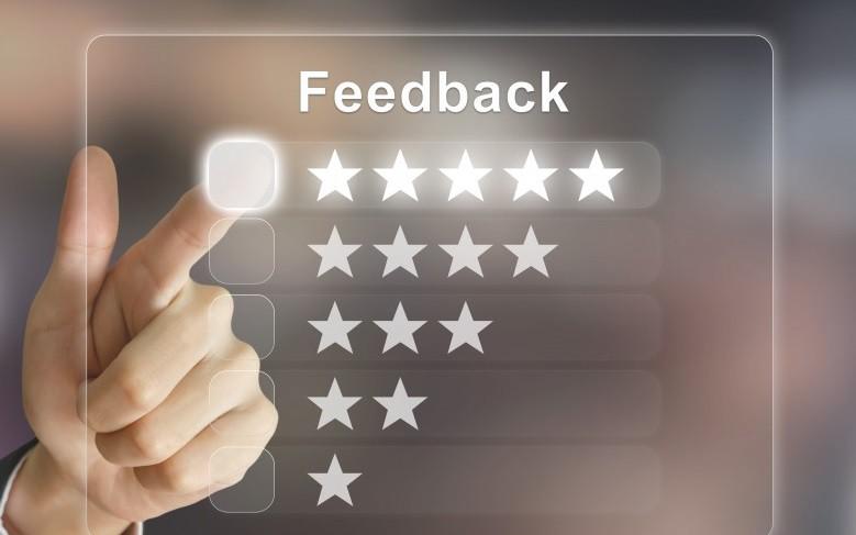 9. Рейтинг на основе оценок покупателей воздействие, интернет, маркетолог