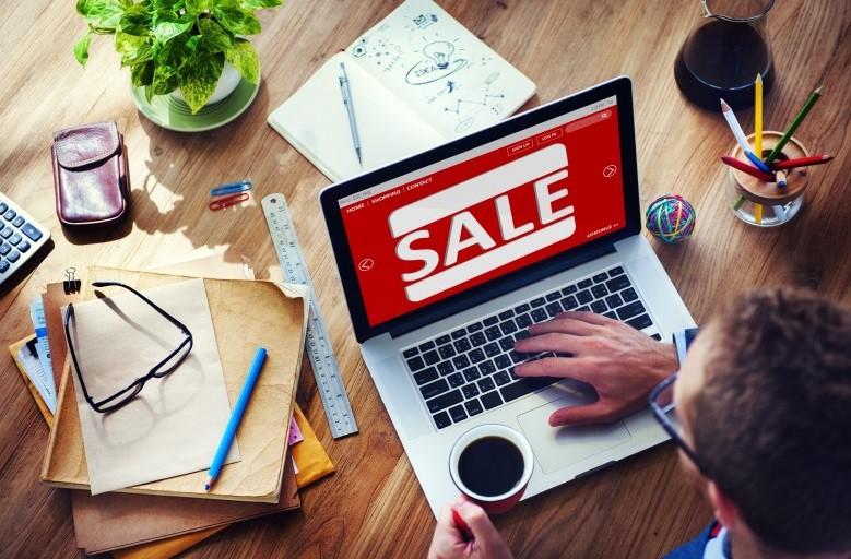 5. Скидки воздействие, интернет, маркетолог