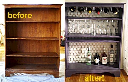 Как обновить старый шкаф своими руками: фото идеи реставрации и декора старой мебели