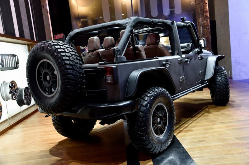 ТОП-15 тюнингованных Jeep Wrangler Wrangler, jeep, авто, внедорожники, джип, тюнинг