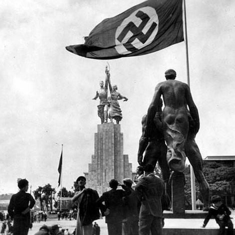 Выставка в Париже, 1937 год  интересно, история, фото