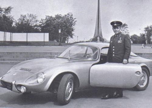 Автомобиль Юрия Гагарина, 1965 год интересно, история, фото