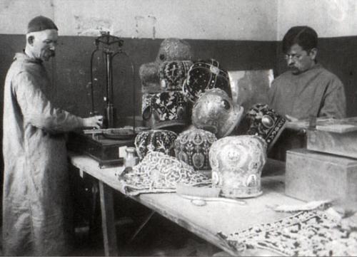 Конфискованные митры, 1921 год интересно, история, фото