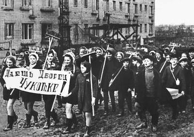 Ярославские пионеры, 1971 год интересно, история, фото