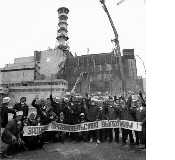 Чернобыль, 1986 год интересно, история, фото