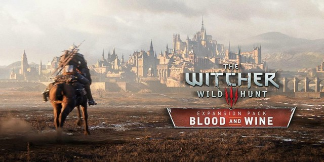 Witcher 3 Wild Hunte: Blood and Wine Expansion 2016, игры