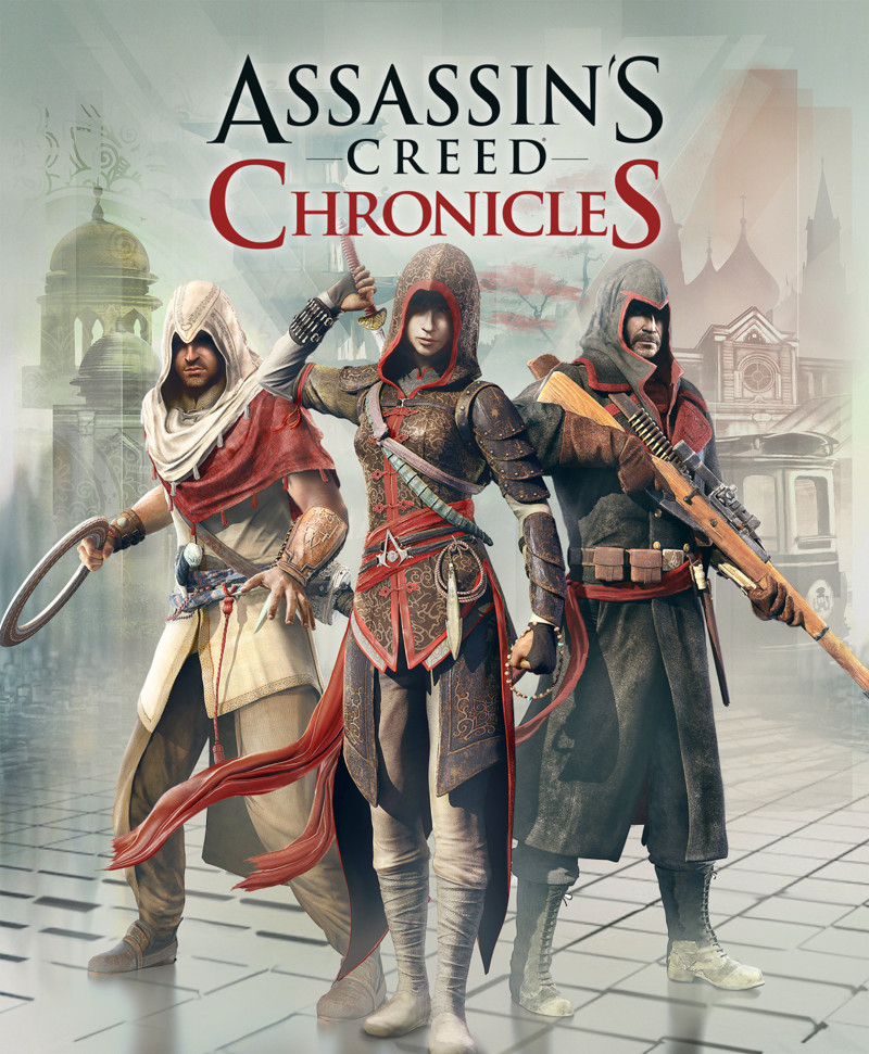 Assassin's Creed: Chronicles 2016, игры