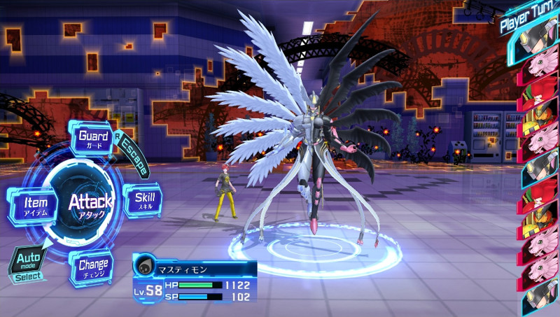 Digimon Story: Cyber Sleuth 2016, игры