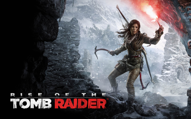 Rise of the Tomb Raider 2016, игры