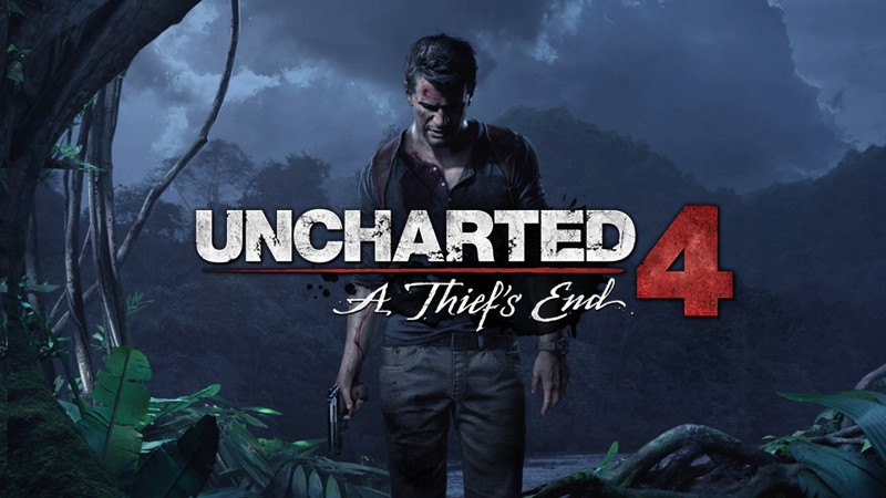 Uncharted 4: A Thief's End 2016, игры