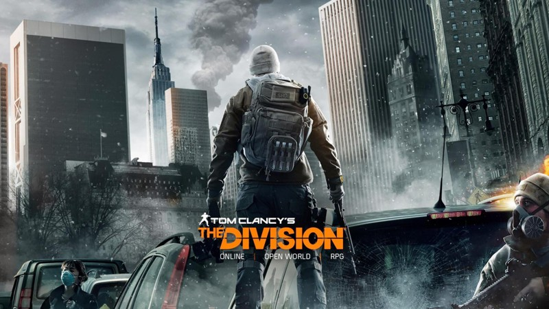 Tom Clancy's: The Division 2016, игры