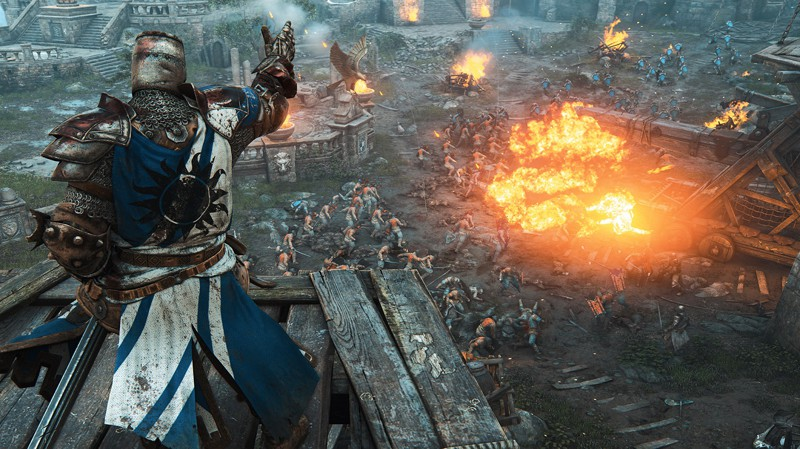 For Honor 2016, игры