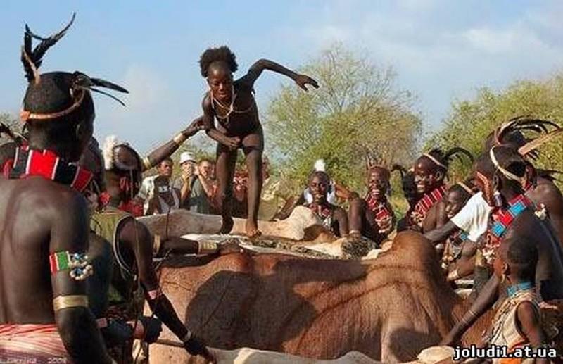Африканское племя и секс-ритуалы порно