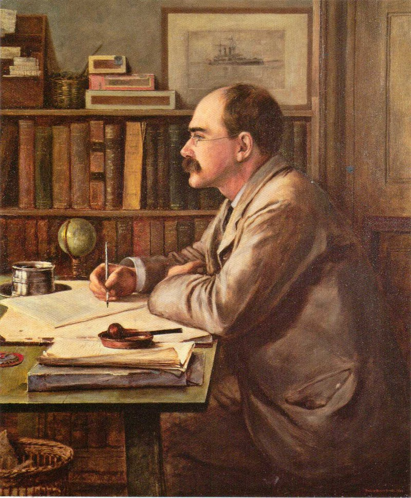 an analysis of the market identification in the united states by rudyard kipling