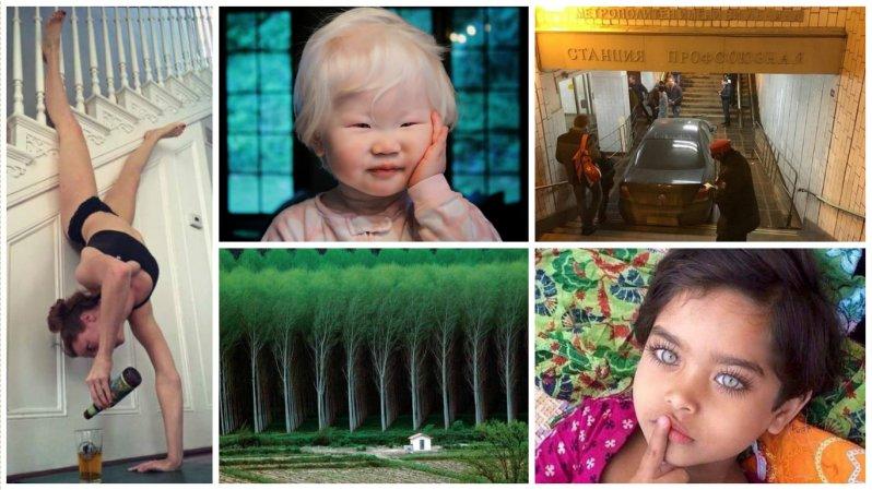 38 удивительных и странных фотографий мир, фотография