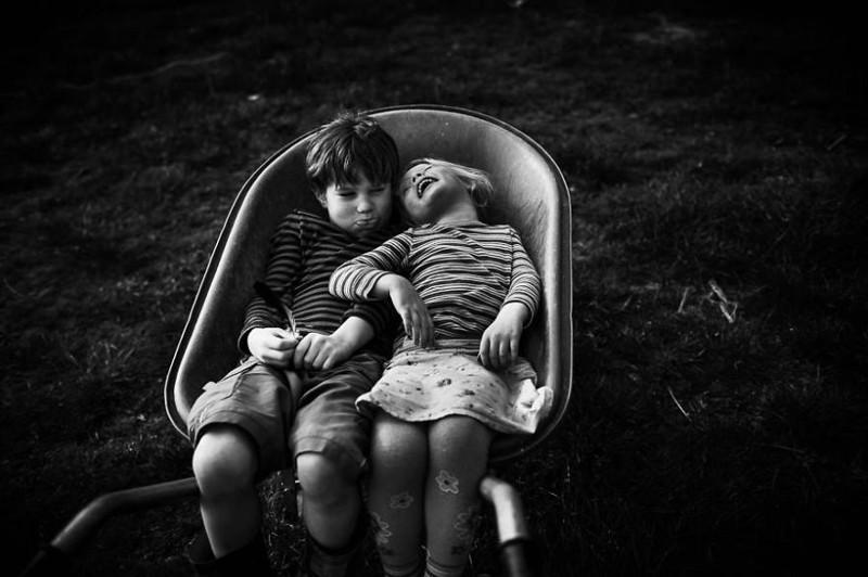 """Это """"образ жизни, который может показаться кому-то странным"""" детство, фотография"""