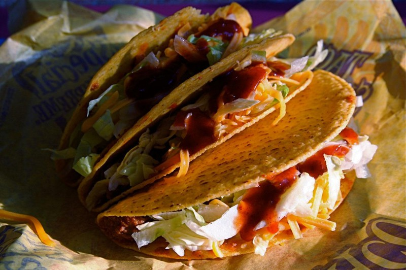 7. Taco Bell