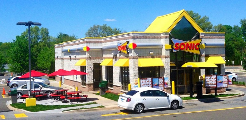 25. Sonic America's Drive-In