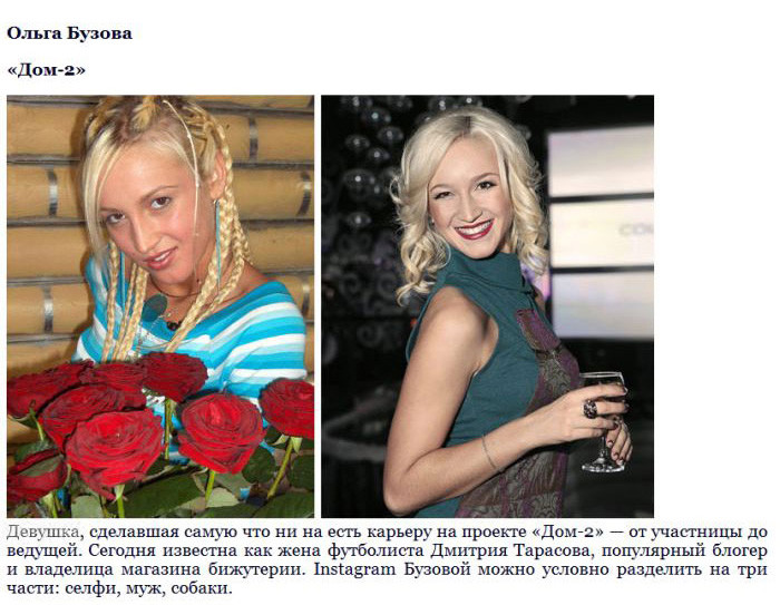 Ольга Бузова  Фото 2  womanru