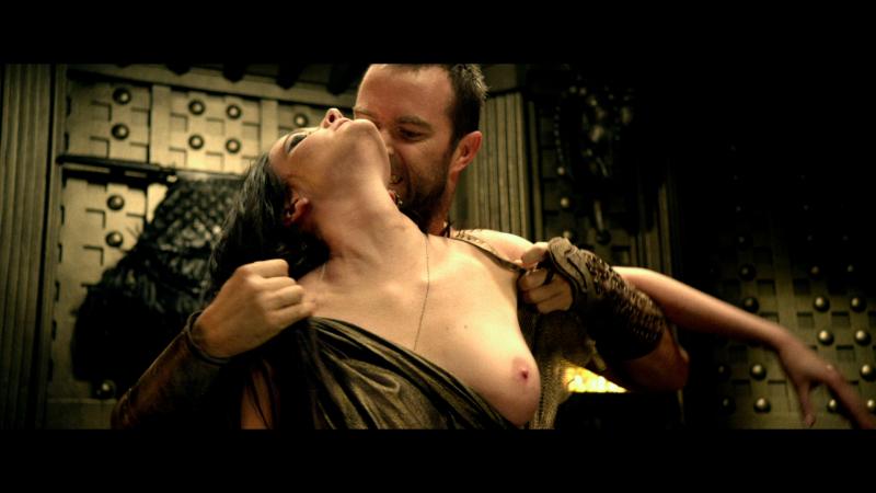 Спартанцев карабля втрюме 300 секс