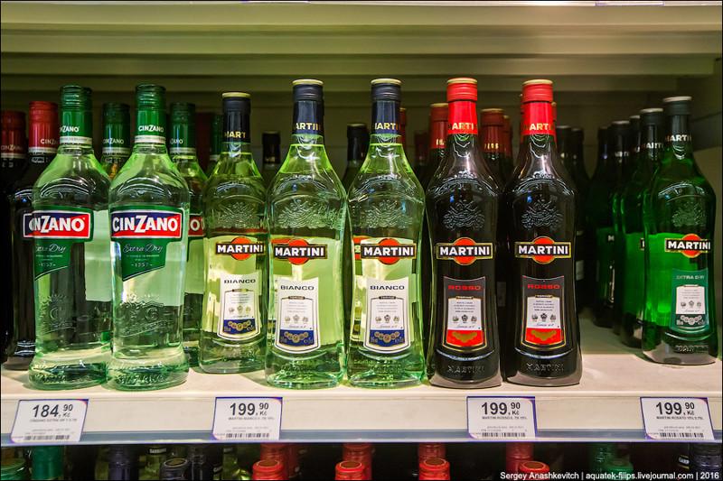 Самый популярный алкогольный напиток