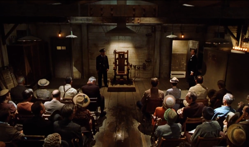 the theme of capital punishment in the green mile These capital punishment sequences have much power and significance as the story progresses, we learn about each of the three characters and gain views on each of their executions   essays related to the green mile - symbolism 1 symbolism in film - the green mile.