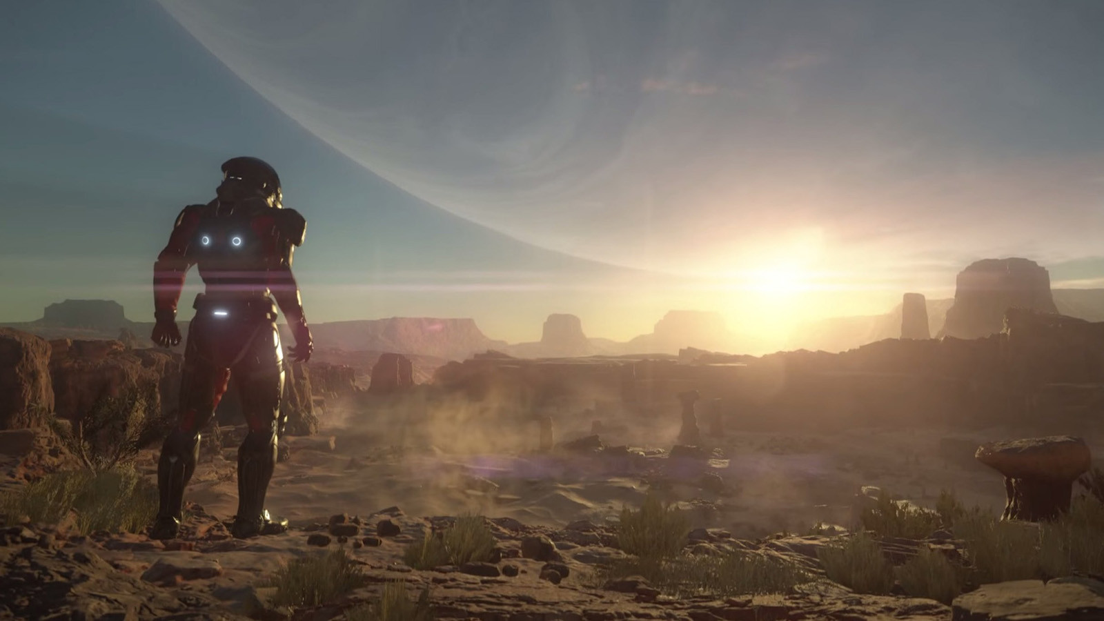 8. Mass Effect: Andromeda.