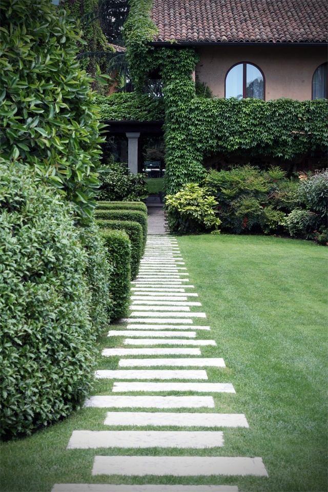 красивые дорожки в саду фото