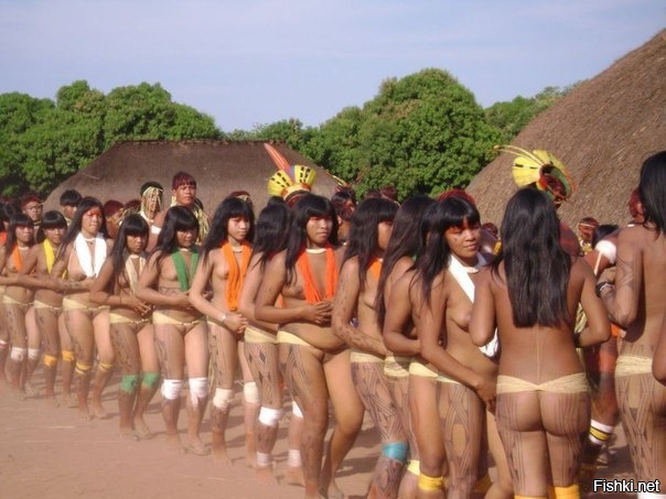 nudist-indian-tribes