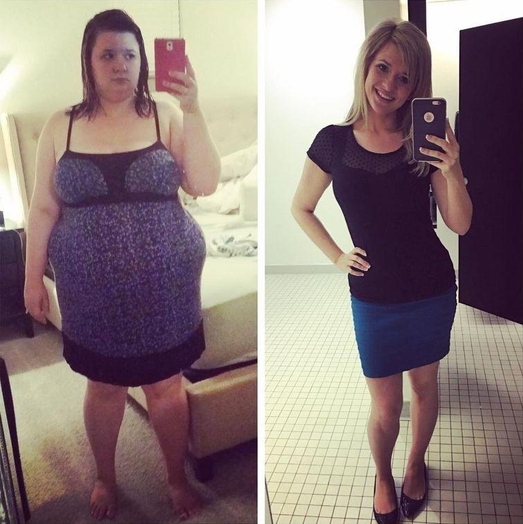 Моя Девушка Очень Похудела. Девушка стала есть вдвое больше, и это сделало её ещё соблазнительней на зависть всем худеющим