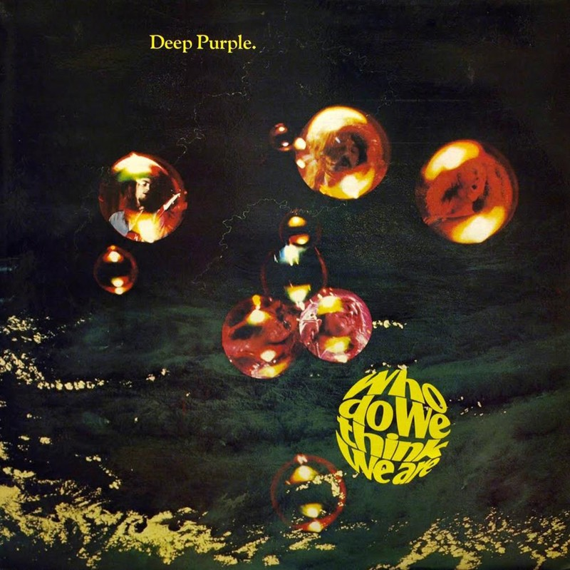 "Deep Purple ""Who do we think we are"" coverart, music, прикол"
