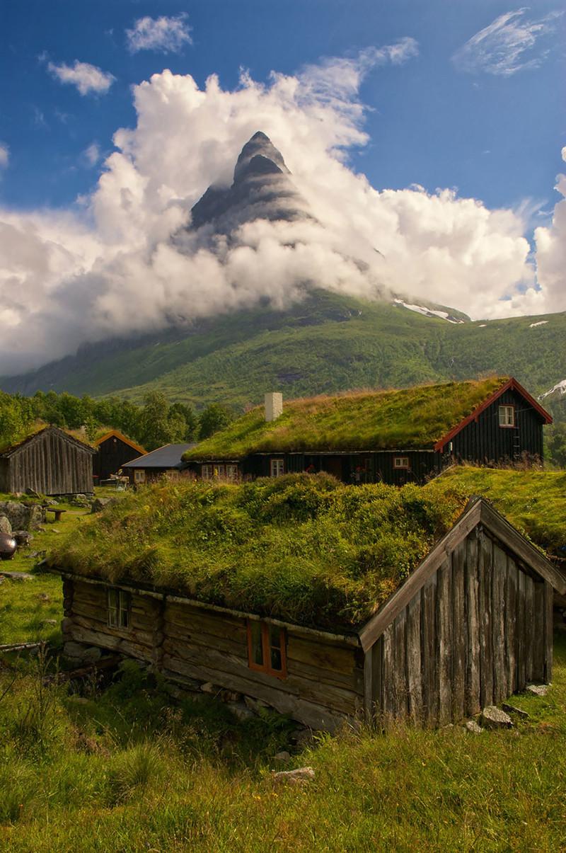 Норвегия древня, путешествие