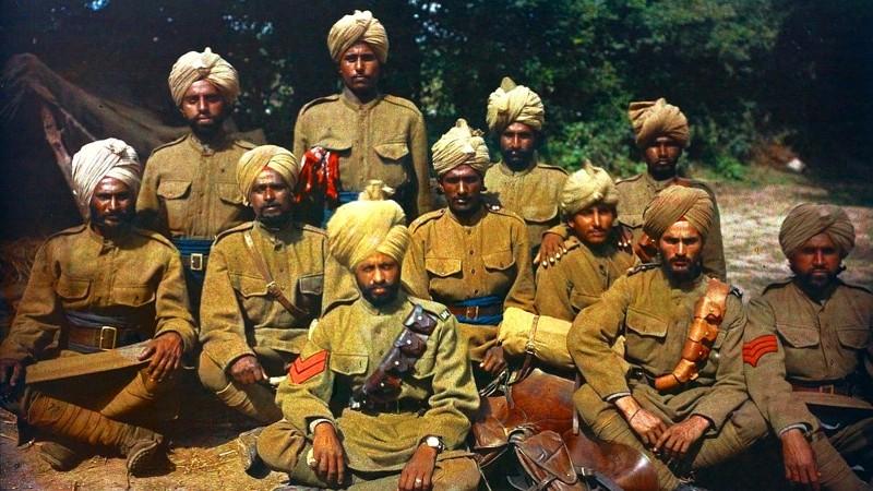 Сикхи - рождённые воином армия, воин, война, индия, история, факты