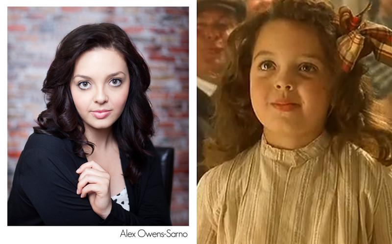 """Как сегодня выглядит маленькая девочка, с которой отплясывал в """"Титанике"""" ДиКаприо  актриса, дикаприо, титаник, тогда и сейчас"""