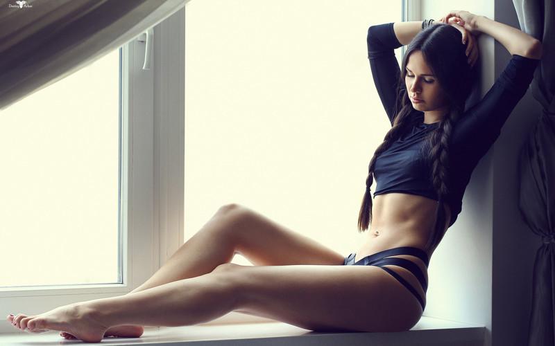 Шикарные сексуальные ноги