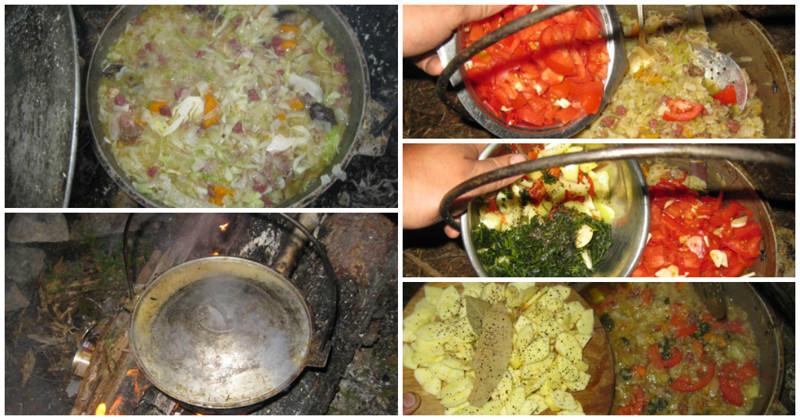 Рис с стручковой фасолью рецепт с фото