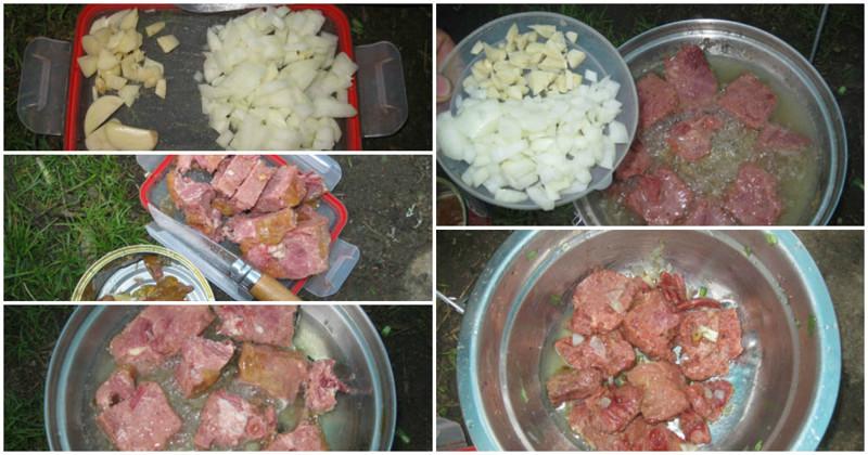 Вкуснятина из котелка: рецепты блюд походной кухни!