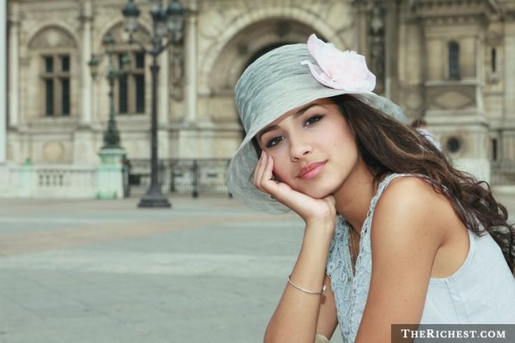 11. Франция девушки, красота, красотки