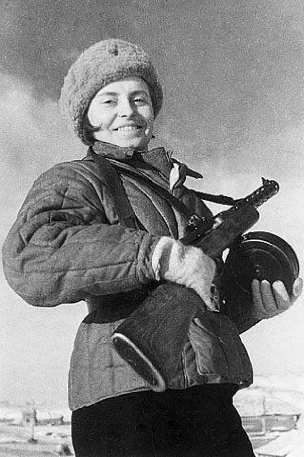 Картинки женщины на войне