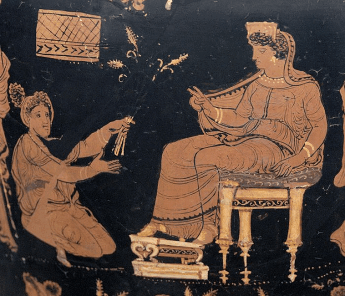 ritualistic sacrifice in ancient greek mythology The modern greeks who still worship zeus by m to reviving ancient greek forms of worship—she and ritualistic singing were nothing more.