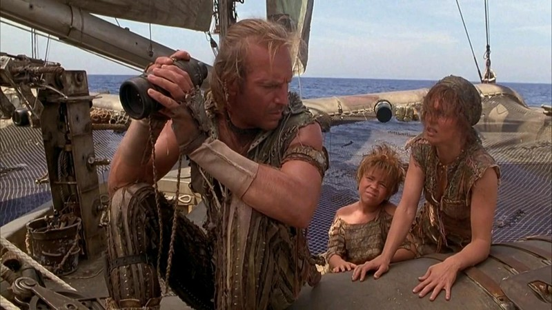 Водный мир (1995). будущее, далёкое будущее, кино, фильмы