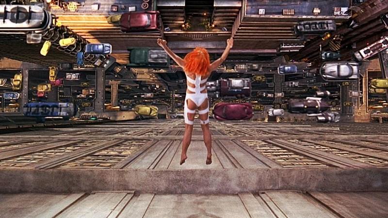 Пятый элемент (1997). будущее, далёкое будущее, кино, фильмы