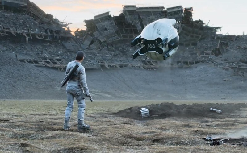 Обливион (2013). будущее, далёкое будущее, кино, фильмы