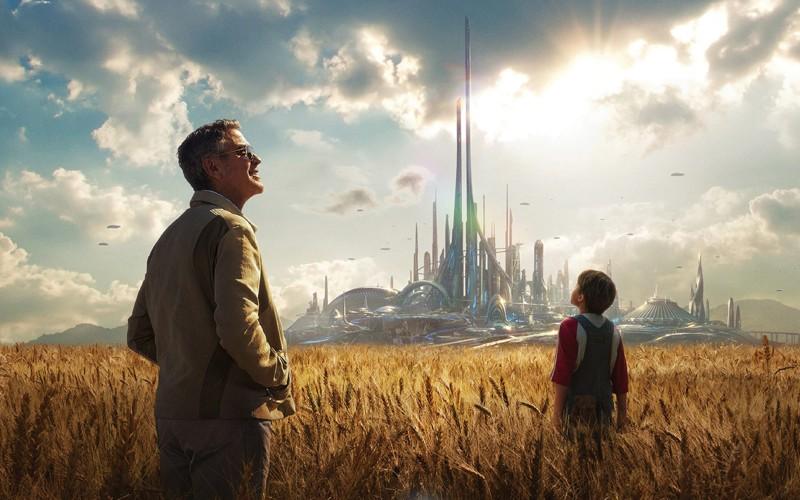 Земля будущего (2015). будущее, далёкое будущее, кино, фильмы