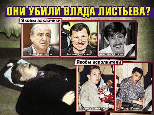 Владислав Николаевич Листьев. Чтобы помнили!