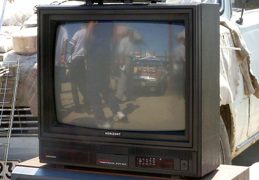 Телевизоры. 25 лет, история, мир, технологии