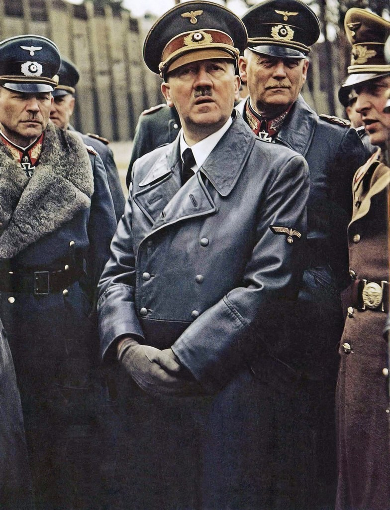 a brief outline of adolf hitlers political career and his role in the world war ii End of world war ii with defeats at el-alamein and stalingrad, as well as the landing of us troops in north africa by the end of 1942, the tide of the war turned against germany.