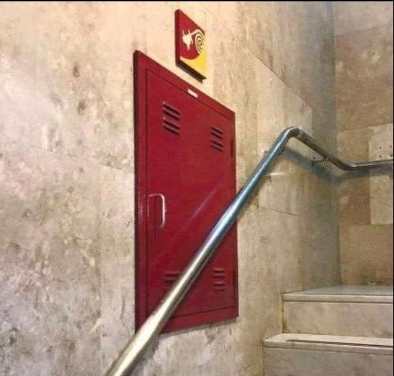 Пожарная халатность безопасность, пожар, пожарники, прикол, противопожарная, юмор
